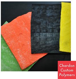 Chardon Custom Polymer Examples