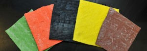 Chardon Custom Polymer Material Samples
